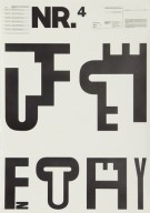 Nr. 4 Typografie Zeichen
