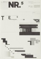 Nr. 5 Typografie als Malerei