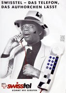 SwissTel - das Telefon, das aufhorchen lässt
