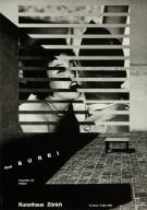René Burri: Fotografien und Collagen