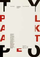 Typo Plakate