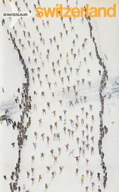 Switzerland Ski Marathon Engadin