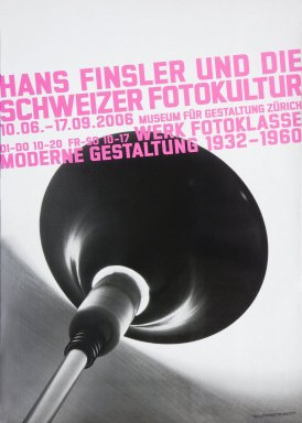 Hans Finsler und die Schweizer Fotokultur