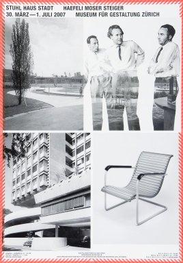 Stuhl Haus Stadt - Haefeli Moser Steiger