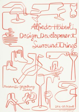 Alfredo Häberli, Surround things