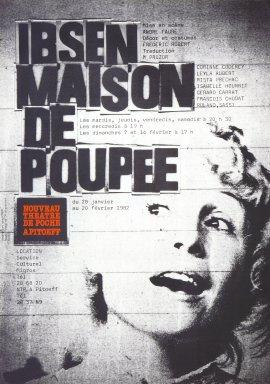 Ibsen Maison De Poupee