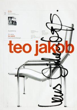 30 Jahre Teo Jakob: Hans Eichenberger
