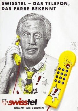 SwissTel - Das Telefon, das Farbe bekennt