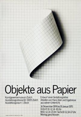 Objekte aus Papier