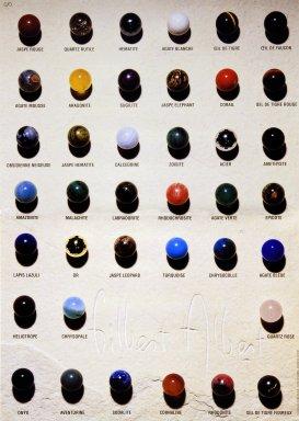 Billes bijoux