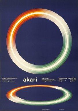 Akari-Lampen aus Japan