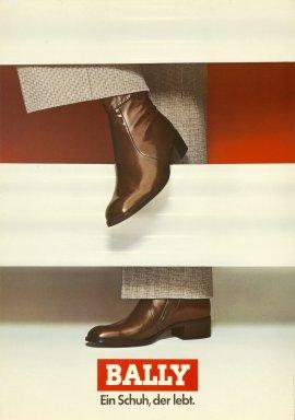 Bally, Ein Schuh, der lebt