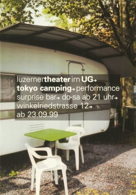 Tokyo Camping