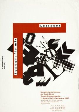 Typografie mit Letraset