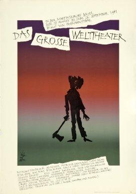 Das Grosse Welttheater