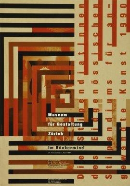 """""""Im Rückenwind"""" Stipendiatinnen des Eldg. Stipendiums für angewandte Kunst 1990"""