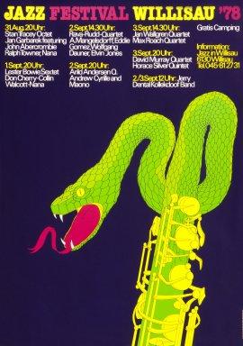Jazz Festival Willisau '78