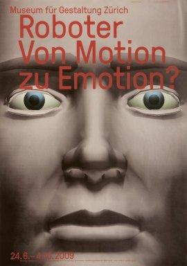 Roboter von Mtion zu Emotion