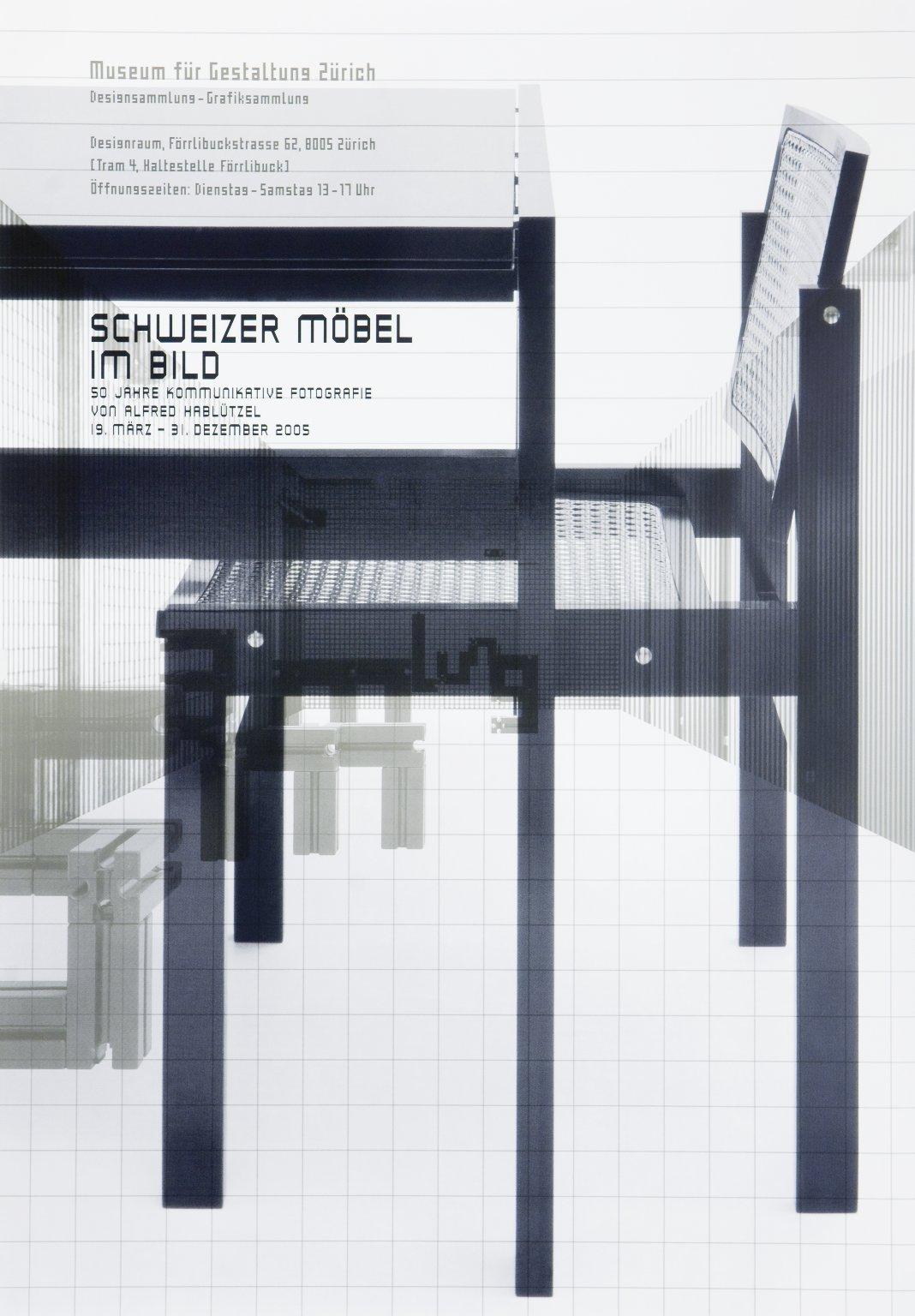 Schweizer Möbel im Bild