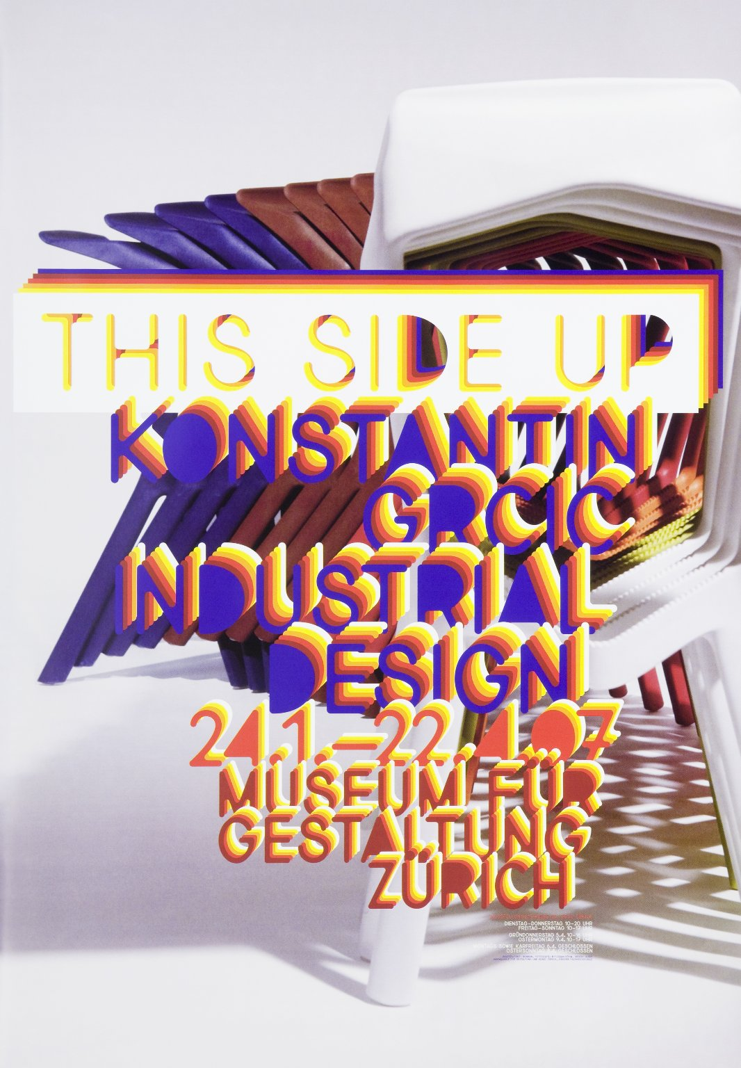 This Side Up - Konstantin Grcic Industrial Design
