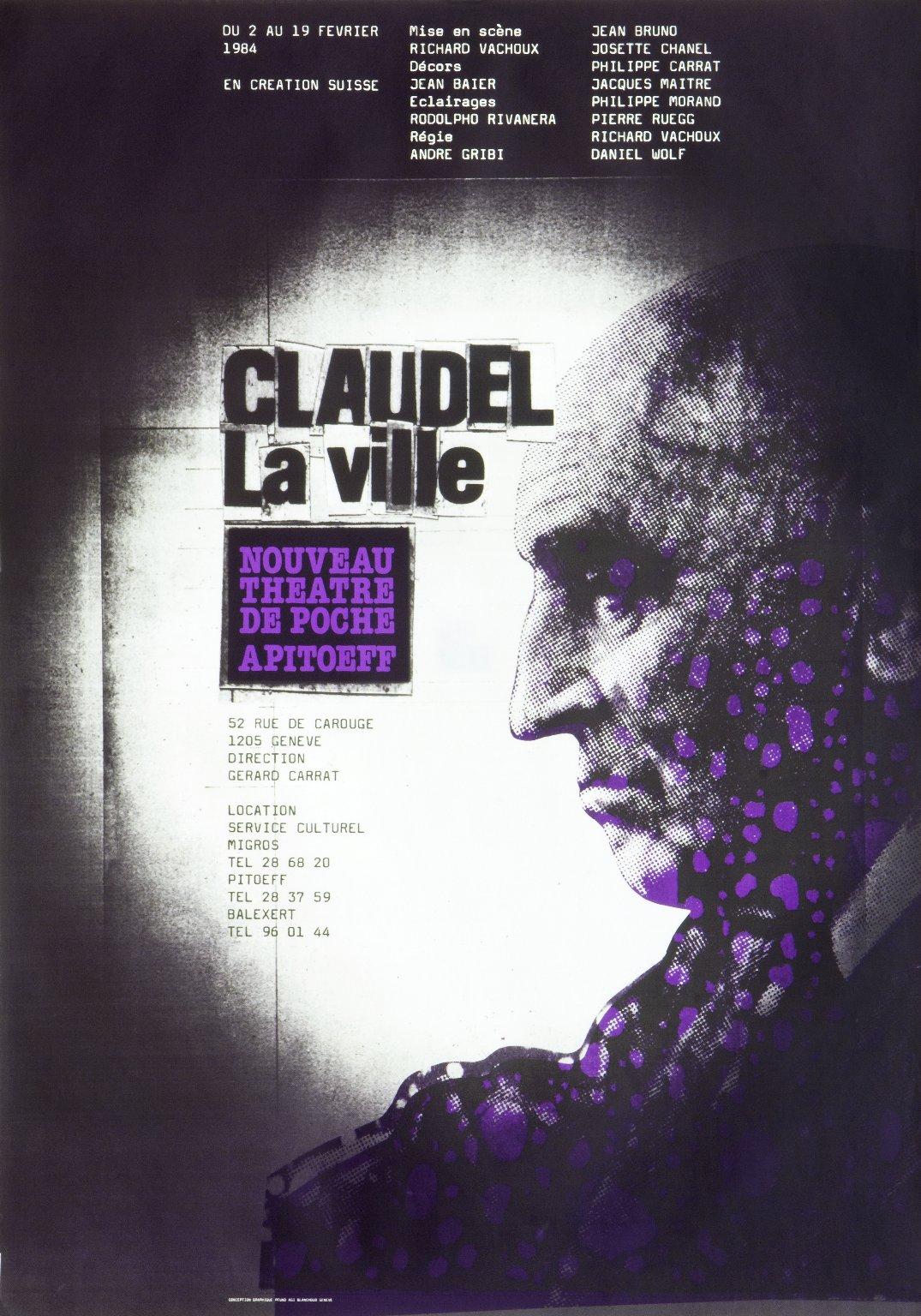 Claudel La ville