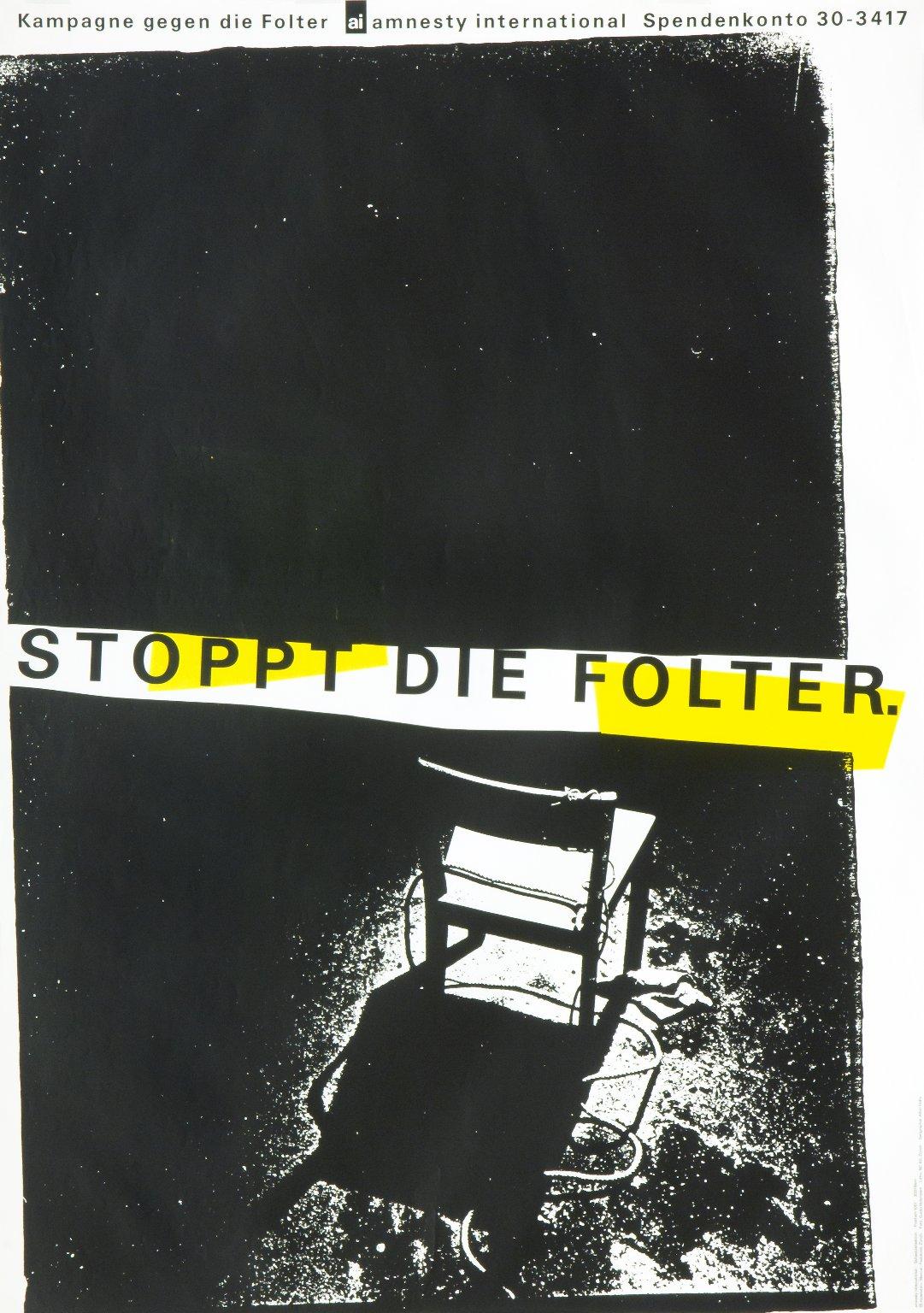 Stoppt die Folter