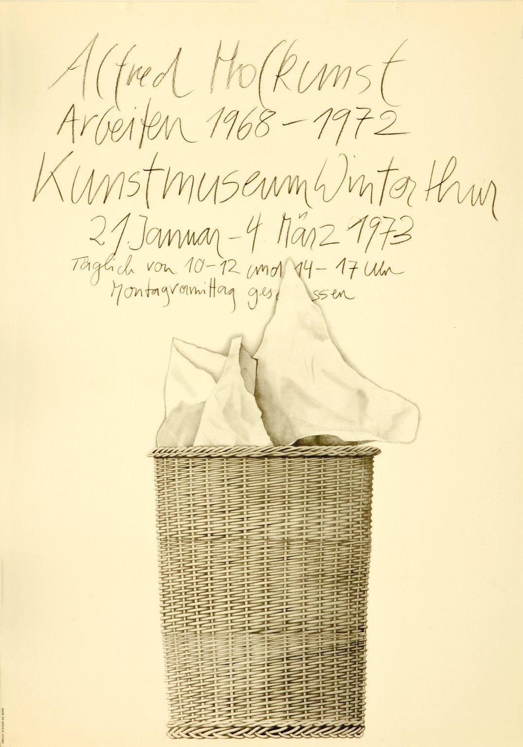 Ausstellung: Alfred Hofkunst