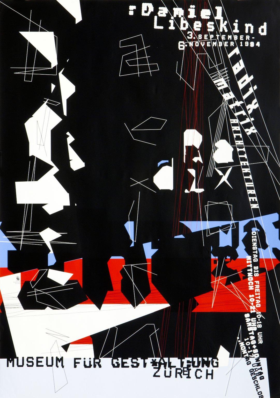 Daniel Libeskind: radix matrix architekturen