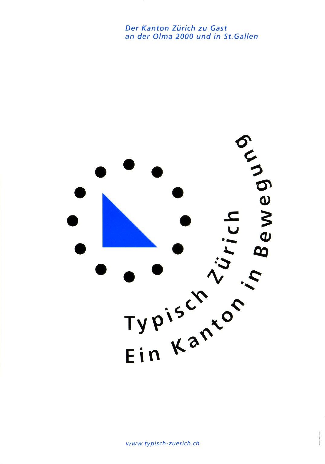 Typisch Zürich, Ein Kanton in Bewegung