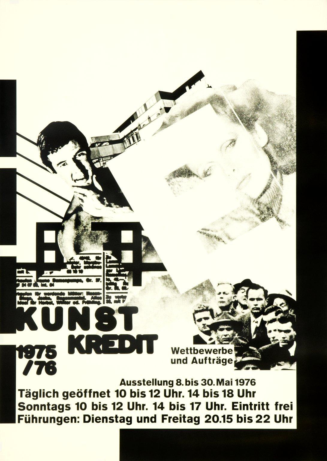 Kunsthalle Basel: Kunstkredit 1975/76