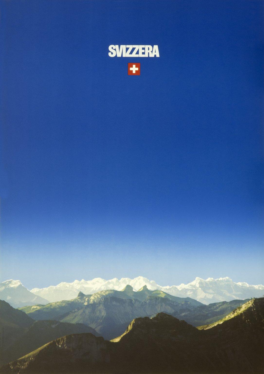 Alpenpanorama Schweiz/Suisse/Svizzera/Switzerland