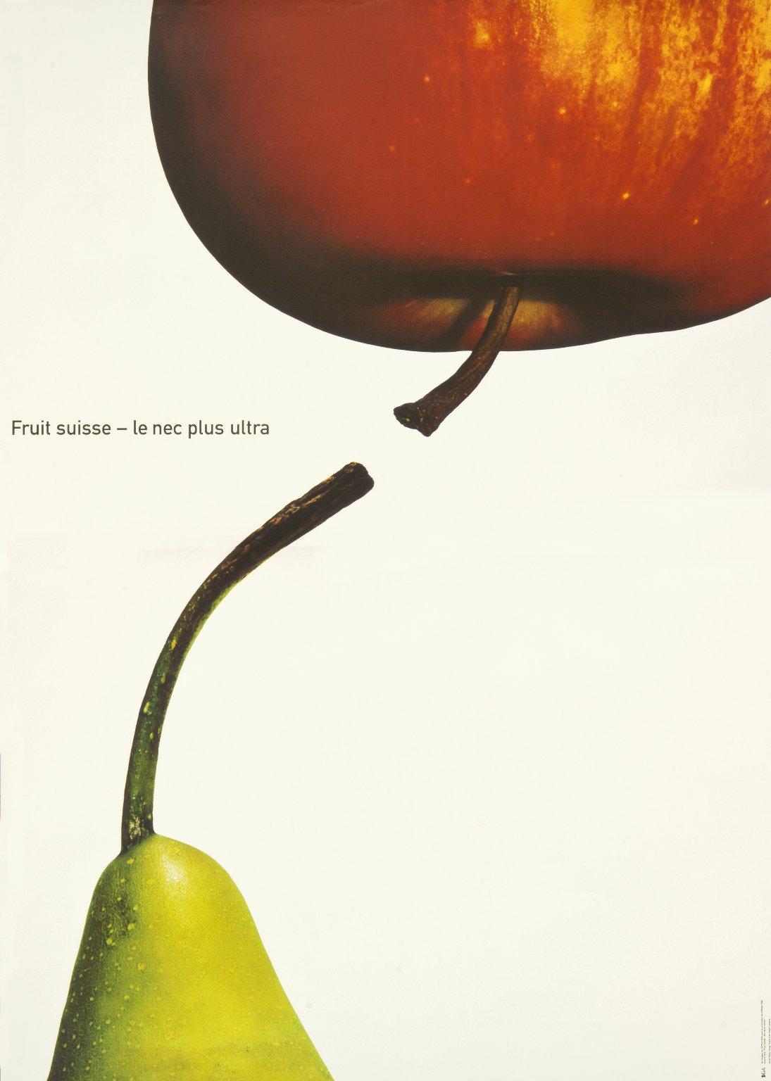 Schweizer Obst-Geschenk der Natur: Mit Haut und Stil
