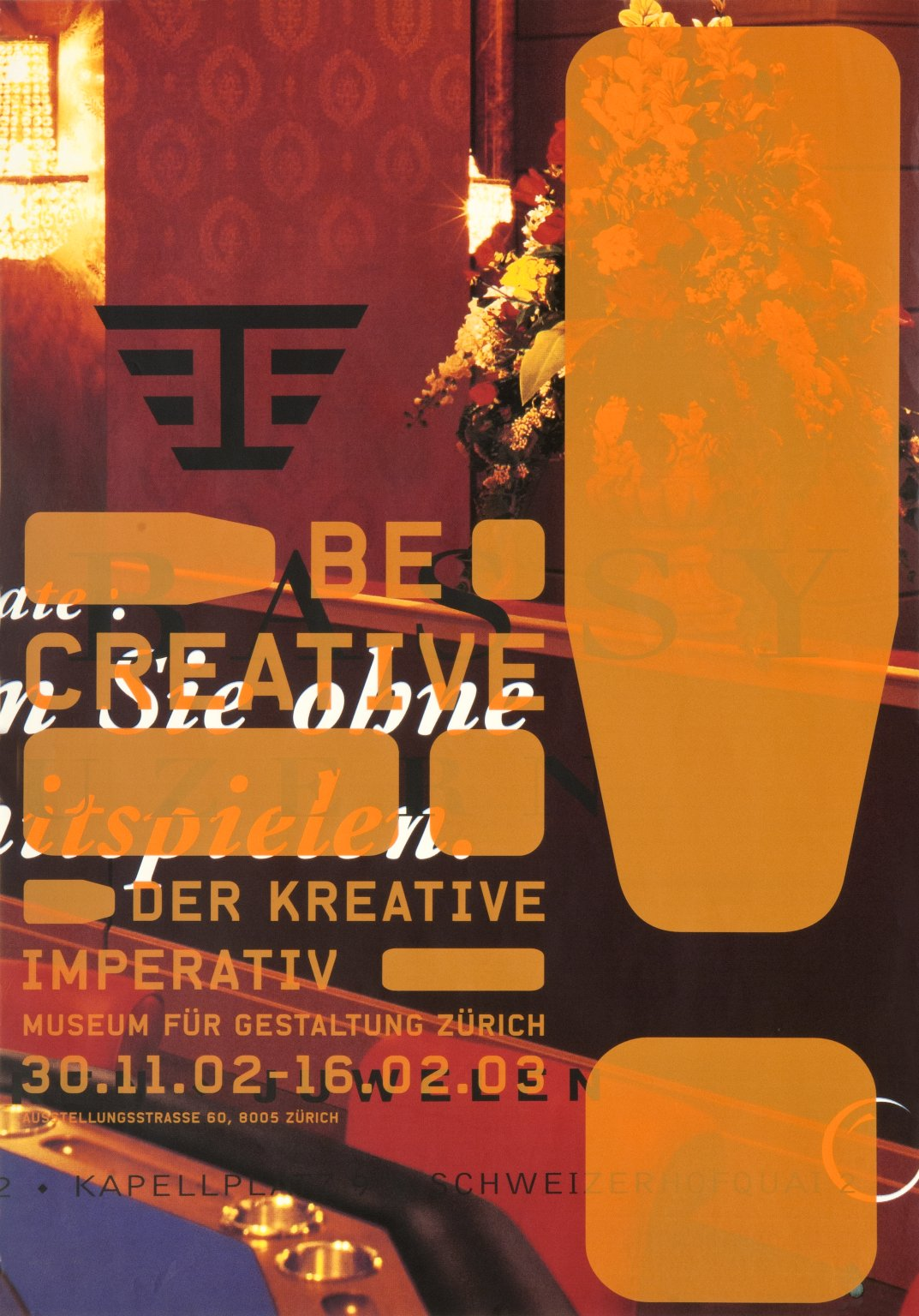 Be Creative: Der Kreative Imperativ