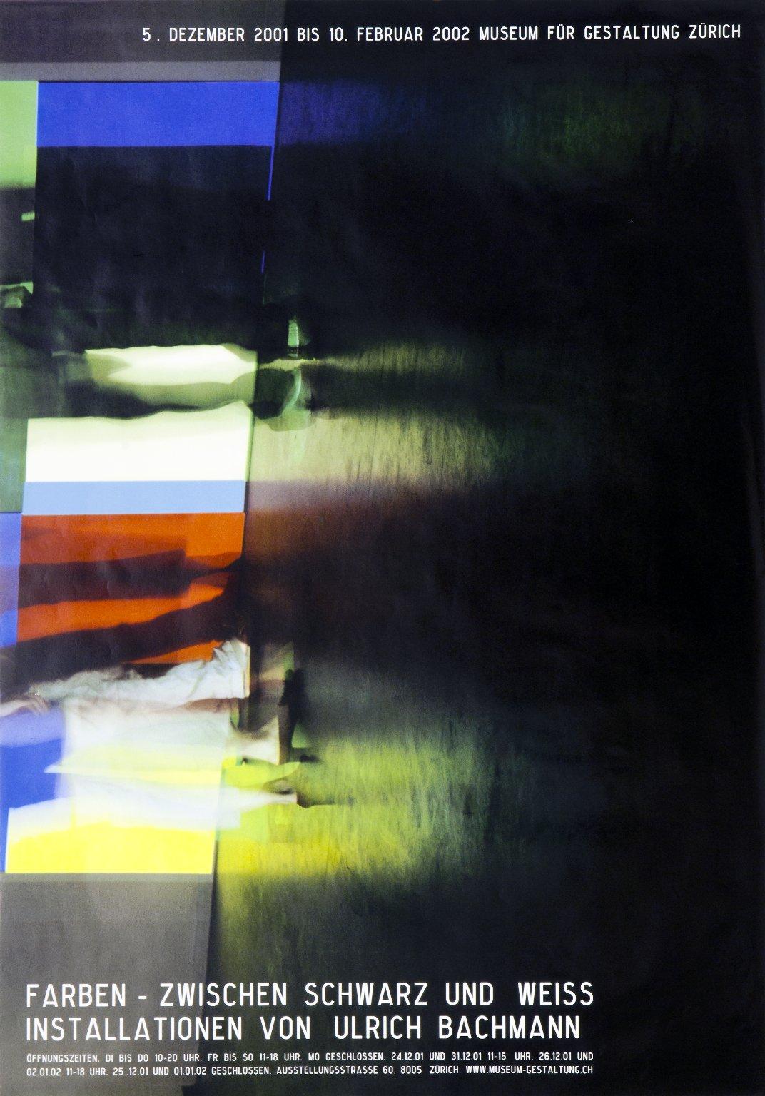 Farben - Zwischen Schwarz und Weiss