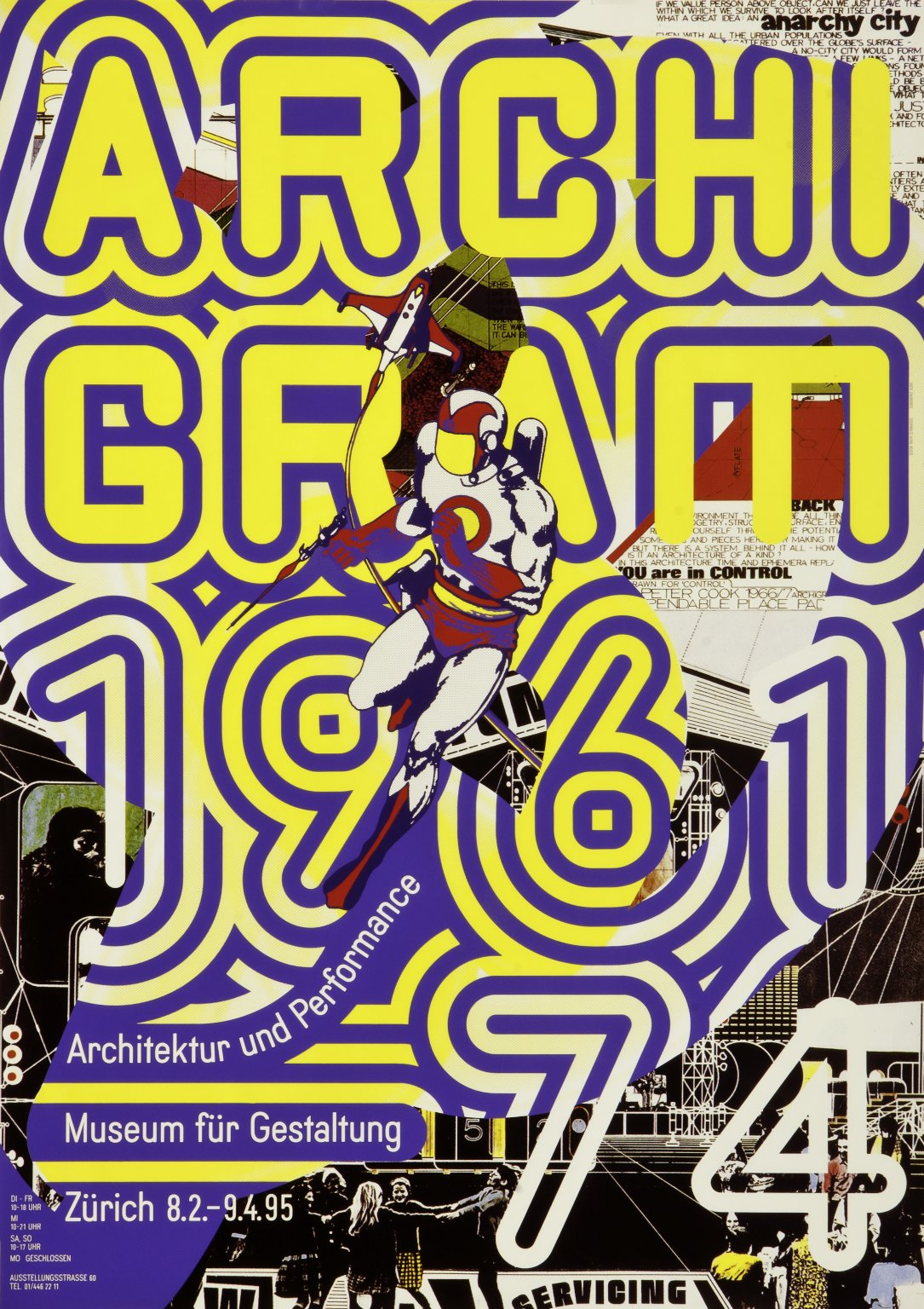 Archigram 1961-74