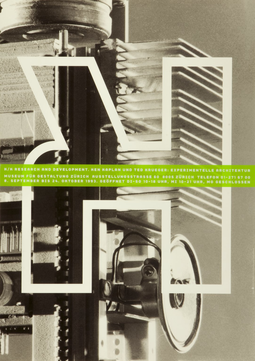 K/K Research and Development Ken Kaplan und Ted Krueger: Experimentelle Architektur
